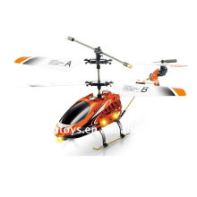 Vente chaude JXD Metal Series 339 3CH RC Helicopter RTF avec Gyro (Orange)