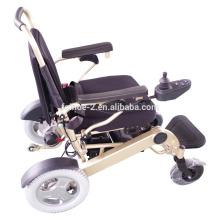 Легкий портативный складной электрических инвалидных колясок ФК-П1
