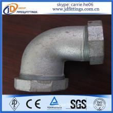 Good Plasticity Cast Iron Fittings