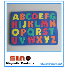 Aimant 26 de réfrigérateur d'alphabet d'EVA / jouets éducatifs