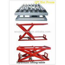 Table hydraulique / Table de levage