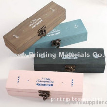 Hot Stamping Film For Wood/wooden Pencil Box/wooden Products