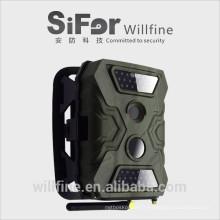 Caméra sauvage de jeu de WILLFINE 2.6CM 1080P 12M avec la vision nocturne invisible de GPRS / SMTP / SSL 940nm