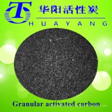 Filtro de aire de carbono activado de 85% CTC de valor de yodo 1000