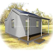 Casa dobrável da casa pré-fabricada moderna da prova do furacão de Smarthouse