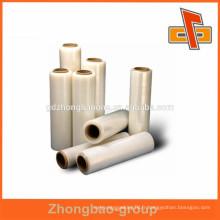 Haute qualité éco-friendly alimentaire plastique industriel en polyéthylène film élastique enveloppement