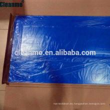 (Caliente) Adhesivo Pelable Adhesivo LDPE Suelo Adhesivo de Sala Limpia Adhesivo Adhesivo / Adhesivo
