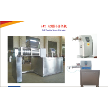 Leading for Extruder Granulating High Efficiency Double Screw Extruding Granulator Machine supply to Sweden Suppliers
