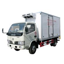 Mini Medicine Refrigerator Truck Live Fish Refrigerated Truck