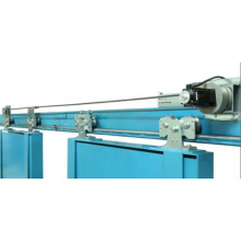 Largeur 500 mm à 6 000 mm Porte coulissante automatique