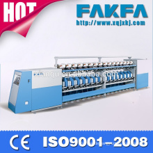 Automatic twister for spun rayon textile machinery