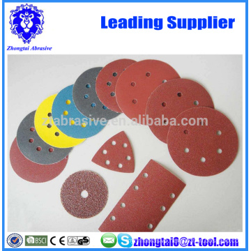 pneumatic grinding machine abrasive sand paper discs