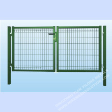 3000mm Length Double Garden Gate