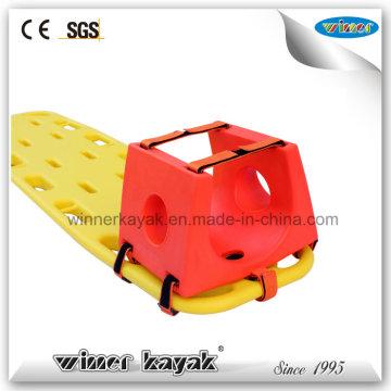 Inmobilizador de cabeza patentado Winner
