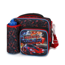Hot Sale Car Lunch Bag Insulated Picnic Bag Kids Child School Cartoon Lunch Bag for Boys