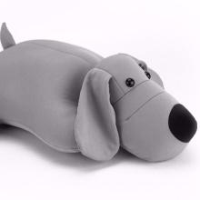 CHStoy plush pillows u-shaped shoulder pads cute animal plush toys dog Christmas gift