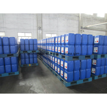 Хорошее качество муравьиной кислоты 85% для кожевенной промышленности, кожевенной промышленности, резиновой промышленности.