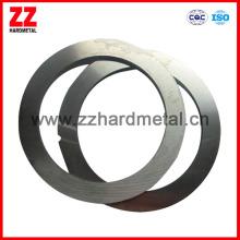 Anéis de carbonização de carboneto de tungstênio Anéis de vedação de carboneto