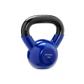 5KG Blue Vinyl Coated Kettlebell