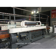 Factory supply glass edge polishing machine