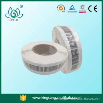 Étiquette intelligente de papier / PVC / PET rfid