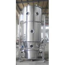 Serie de LDP 2017 Recubrimiento de lecho fluido, congelación de lecho fluidizado SS, máquina de prensa rotatoria de tableta de material de flujo