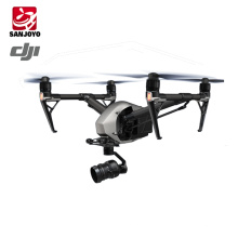 Nueva llegada DJI Inspire 2 mosca profesional Combo rc camera drone con 20.8MP cámara wifi Spotlight pro
