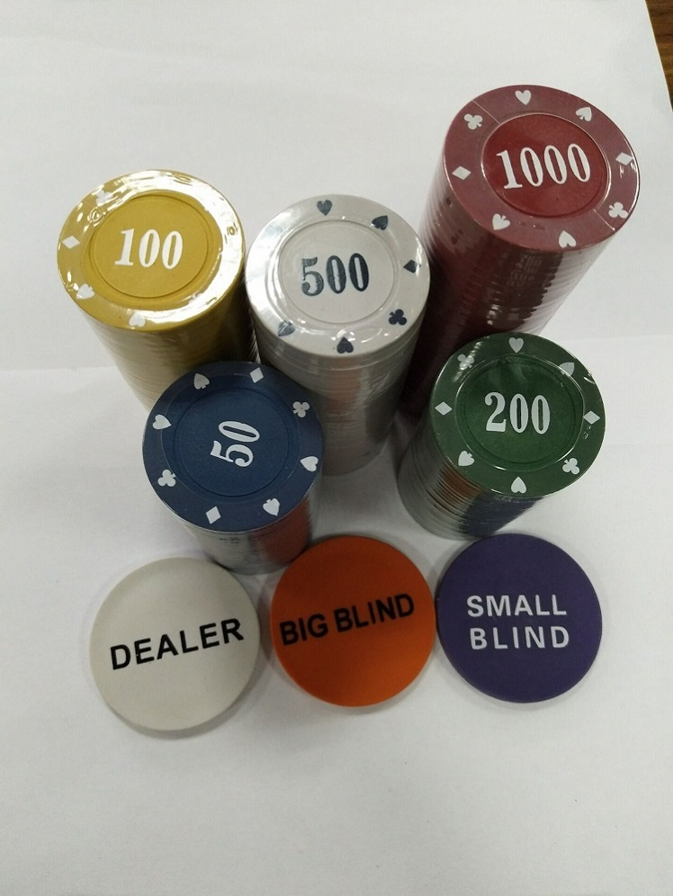 Professional Casino Poker Chips
