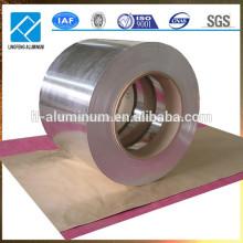 Los precios de costo de la bobina de hoja de aluminio fabricante de Asia Mercado