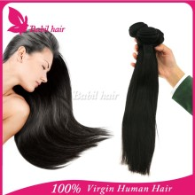 New top grade Vietnamese machine weft straight hair fashionable source hair