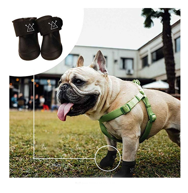 Silicone Pet Shoes
