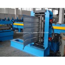 Máquina formadora de curvatura hidráulica