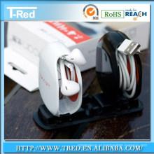 2015 novos itens enrolador de cabo automático wth color logo