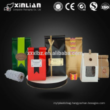 laminated material drip coffee aluminium/coffee drip bag/drip coffee bag