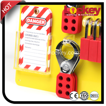 20-Lock Lockout Station Lockout Tagout