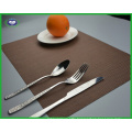 High Quality Color Variety PVC Table Placemat
