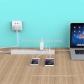 ORICO 5 Tomadas de CA 4 Portas USB Proteção contra surtos (OSC-5A4U)