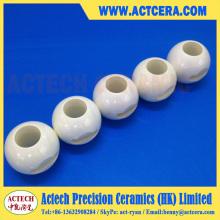 Высокого давления 2 ходовые Zro2/циркония керамические шаровые клапаны