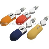 Hot mini optical mouse in various colors