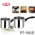 Stainless Steel Milk Cup with Handle (3410)