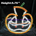 Wholesale Crystal Pageant Pumpkin Crowns