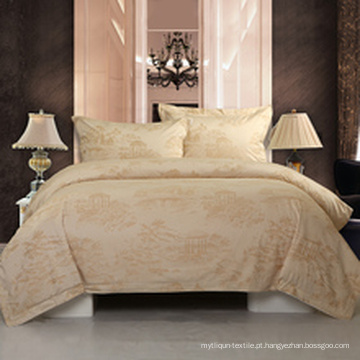 Confortável edredom / edredom alternativo, colchão aconchegante, duplo, branco