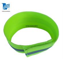 Bandes de poignet réfléchissantes Support de poignet élastique à la cheville