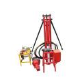 Small Size 30m Electric Portable Rock Drilling Machine