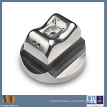 Высокое алюминиевого сплава CNC стали подвергли механической обработке части