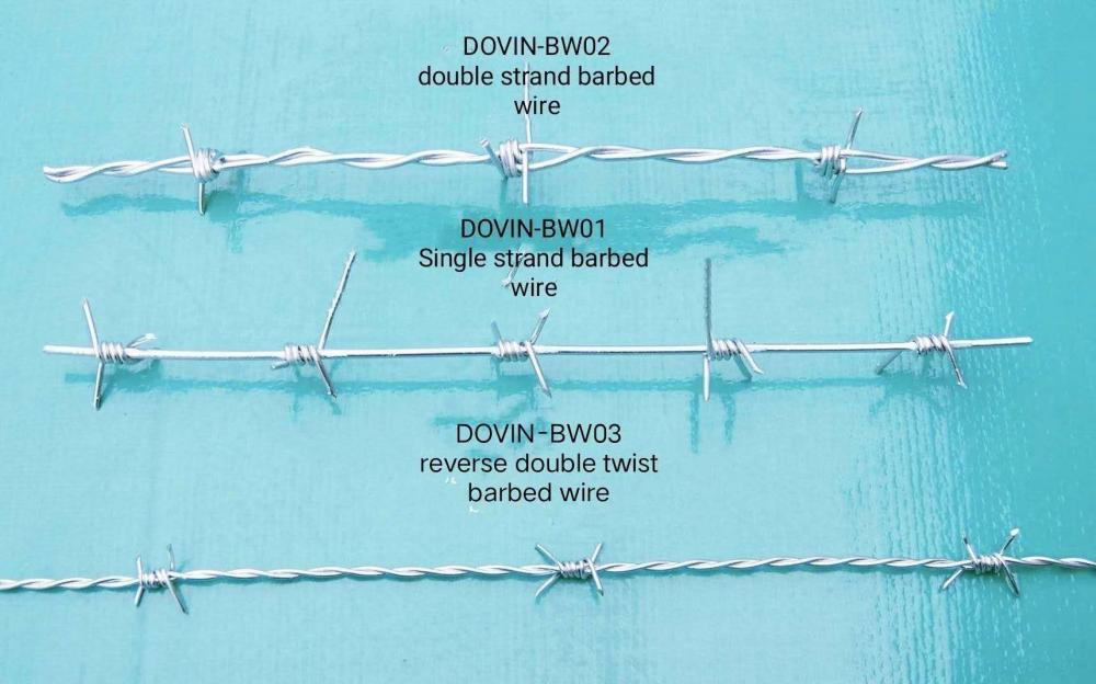 Barbed Wire Sample