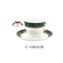 Арабский набор керамических чашек кофе