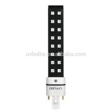 Heißer Verkauf Schnell-härtende 4pcs * 9Watts Birnen UVLED Lampe, 36Watts UVLED Nagellampe für Gelnagel, gelten für 818 Modell