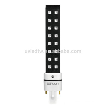 Hot sale Quick-curing 4pcs * 9Watts ampoules UVLED lampe, 36Watts UVLED clou pour lampadaire, appliquez au modèle 818