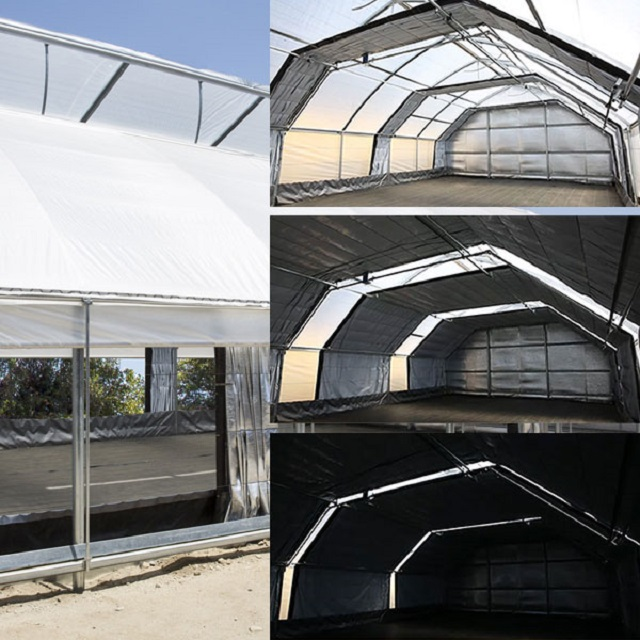 Blackout Greenhouse